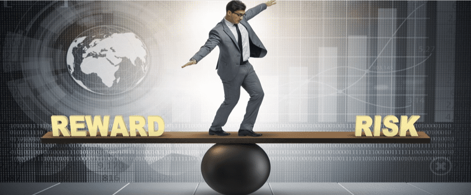 Balance reward and risk