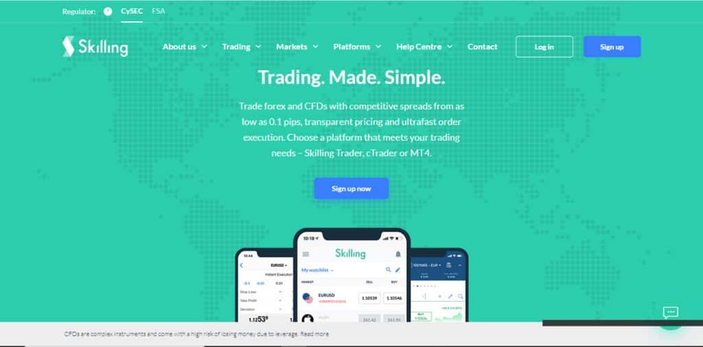 Skilling Website